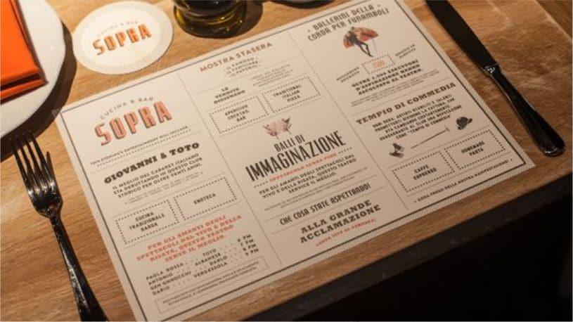 zdjęcie przykładowej podkładki pod talerze