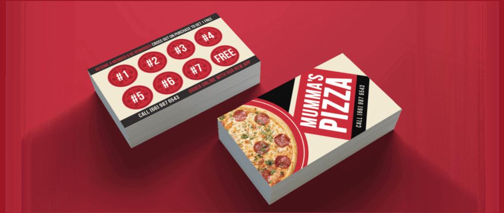 karta lojalnosciowa pizzeri