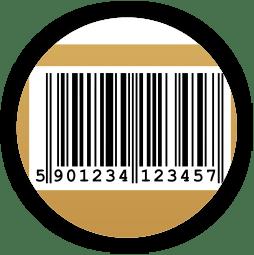kod kreskowy na karcie klienta