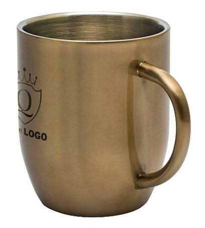 kubki metalowe z Twoim logo
