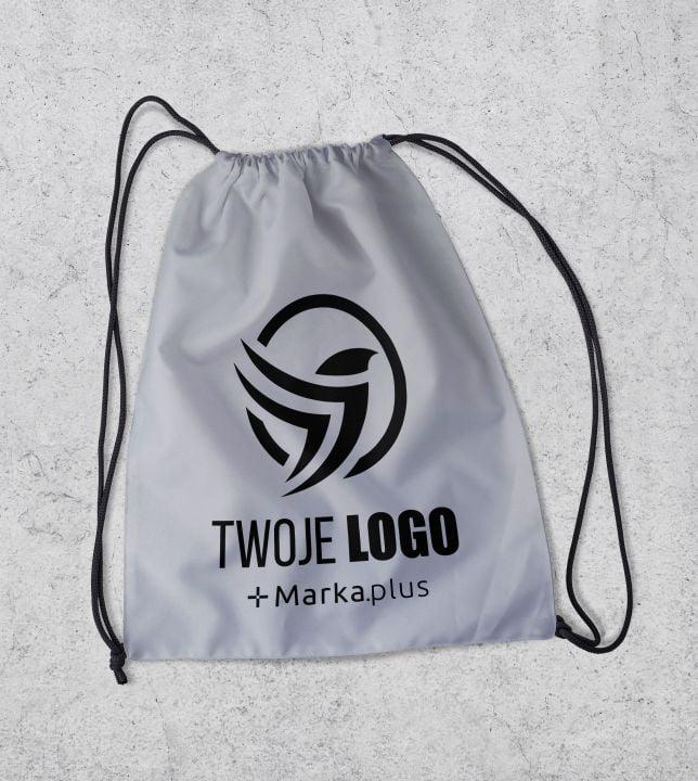 worko plecak odbloskowy z Twoim logo