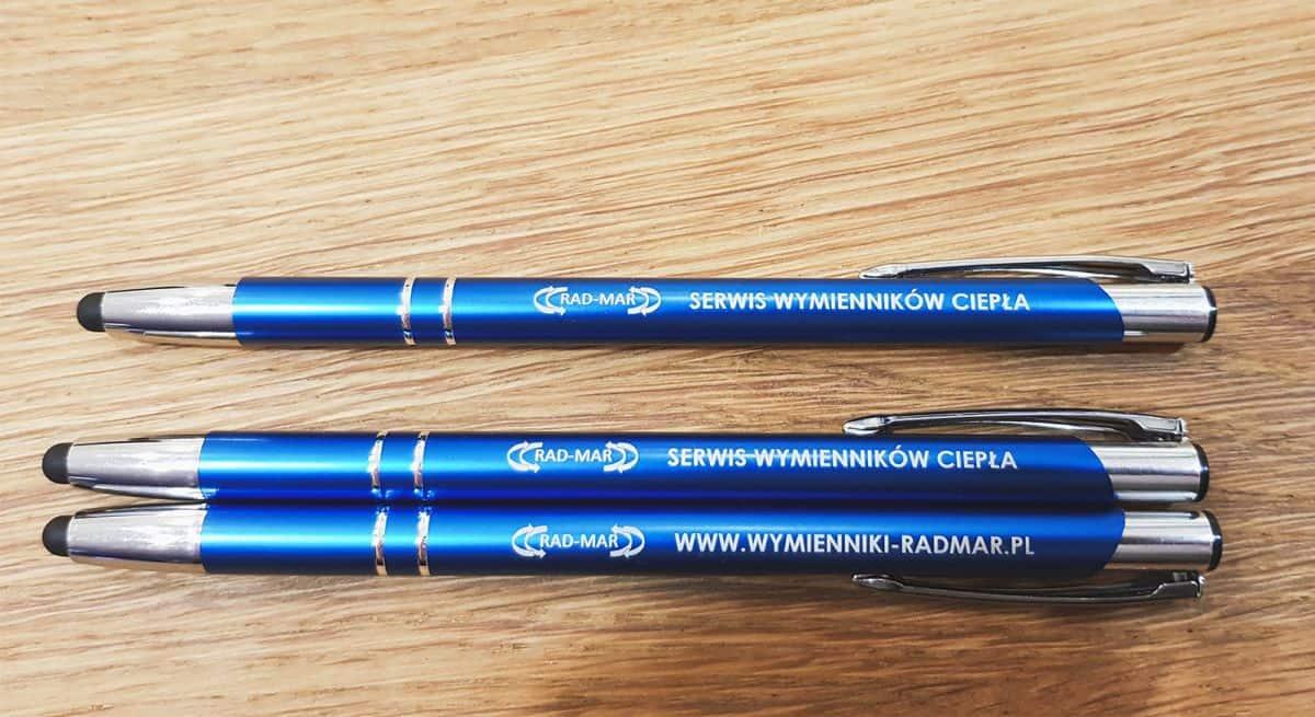 długopisy reklamowe z logo RAD-MAR