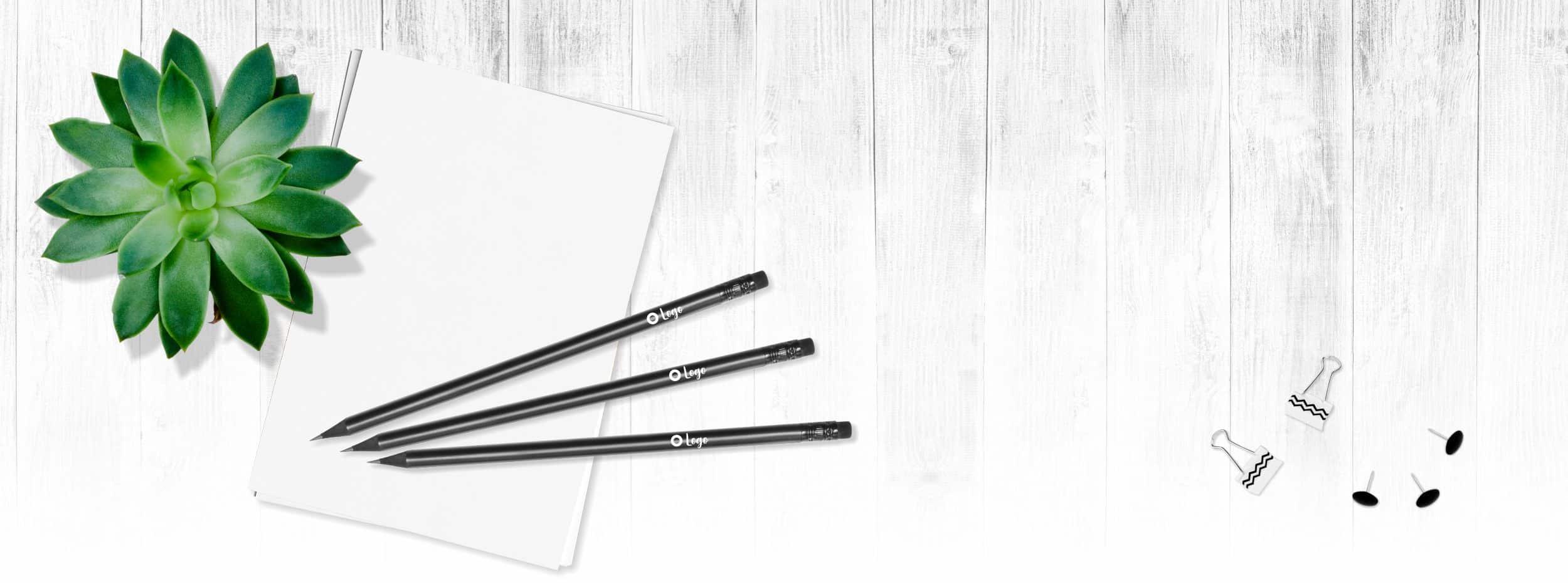Ołówki reklamowe z nadrukowanym logo