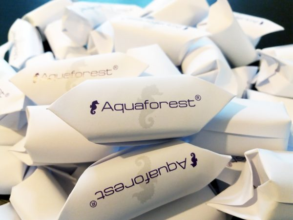 krówki reklamowe z nadrukiem logo Aquaforest