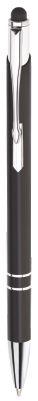 długopis model bello touch pen w kolorze czarnym