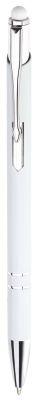 długopis model bello touch pen w kolorze białym