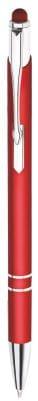 długopis model bello touch pen w kolorze czerwonym