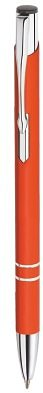 Długopis Cosmo Slim w kolorze pomarańczowym