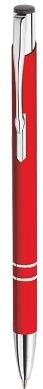 Długopis Cosmo Slim w kolorze czerwonym