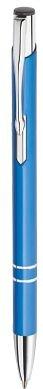 Długopis Cosmo Slim w kolorze niebieski mat