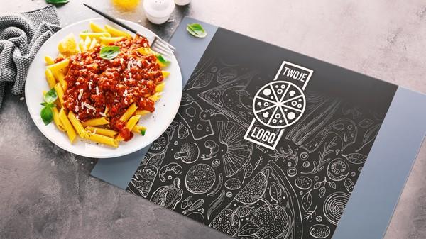 podkładki na stół z Twoim logo