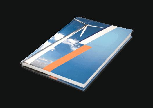 notesy książkowe z indywidualną okładką