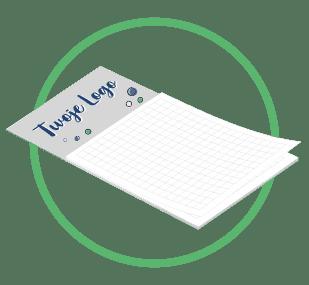 ikonka - notesy magnetyczne