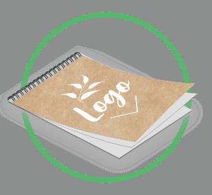 ikonka - notesy z ekologiczną okładką