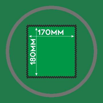 ikonka z wymiarem 170 x 180