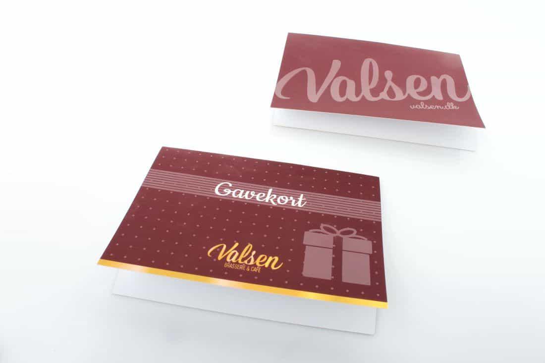 Zaproszenia z lakierem UV dla Valsen