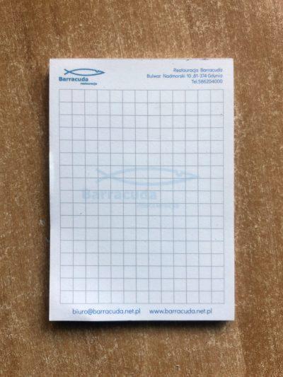 praktyczny notes z indywidualnym zadrukiem