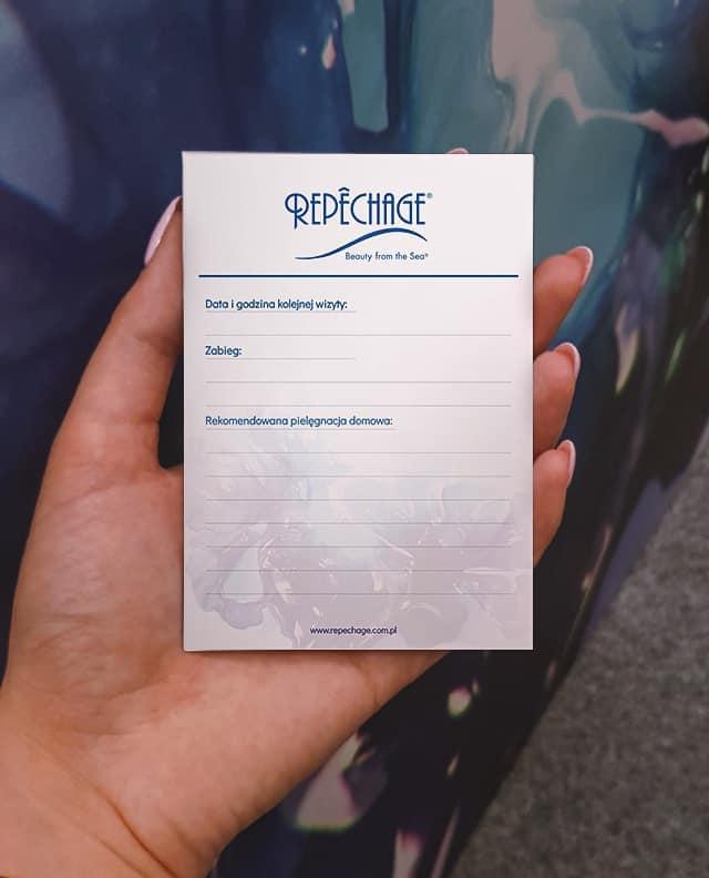 zdjęcie zrealizowanych notesów dla repechage