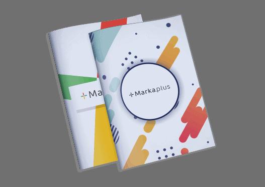 zeszyty z nadrukiem i logo firmy